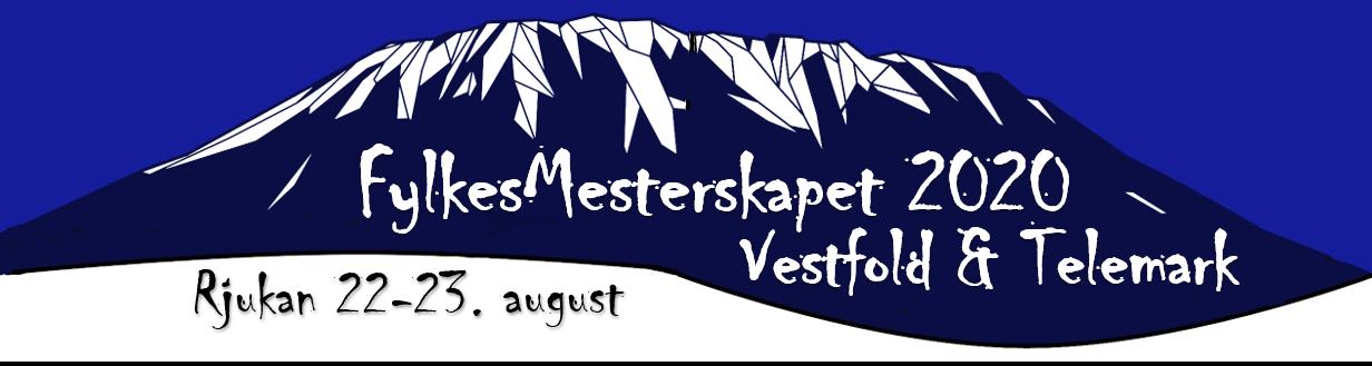 Fylkesmesterskap Friidrett Vestfold & Telemark 2020